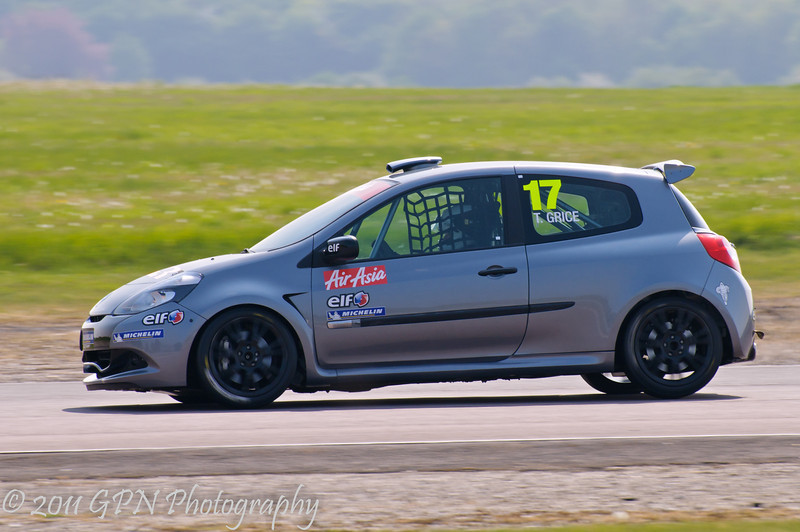 Tom Grice - Renault Clio Cup UK