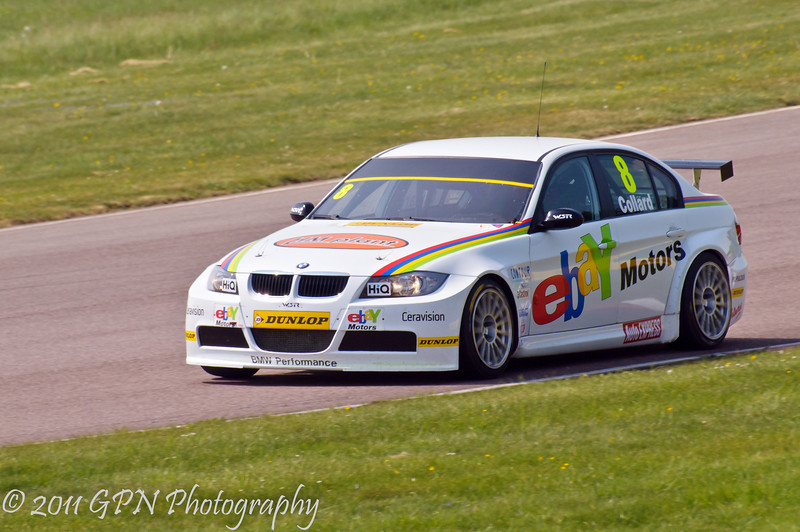 Rob Collard (BMW 320si) - MSA British Touring Car Championship
