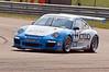 Sam Tordoff lifts a wheel - Porsche Carrera Cup