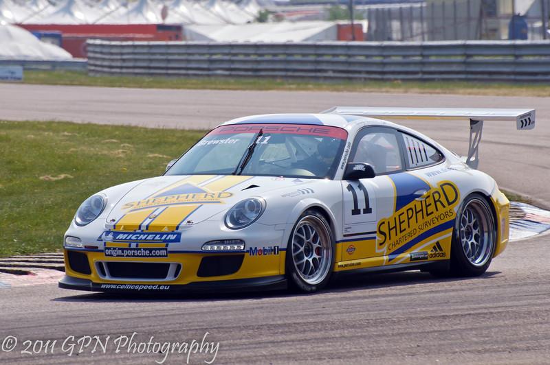 George Brewster - Porsche Carrera Cup