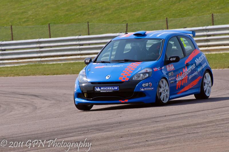 James Colburn - Renault Clio Cup UK