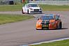Frank Wrathall (Toyota Avensis) leads Rob Austin (Audi A4) - MSA British Touring Car Championship