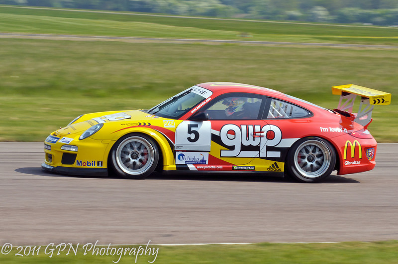 Richard Plant - Porsche Carrera Cup