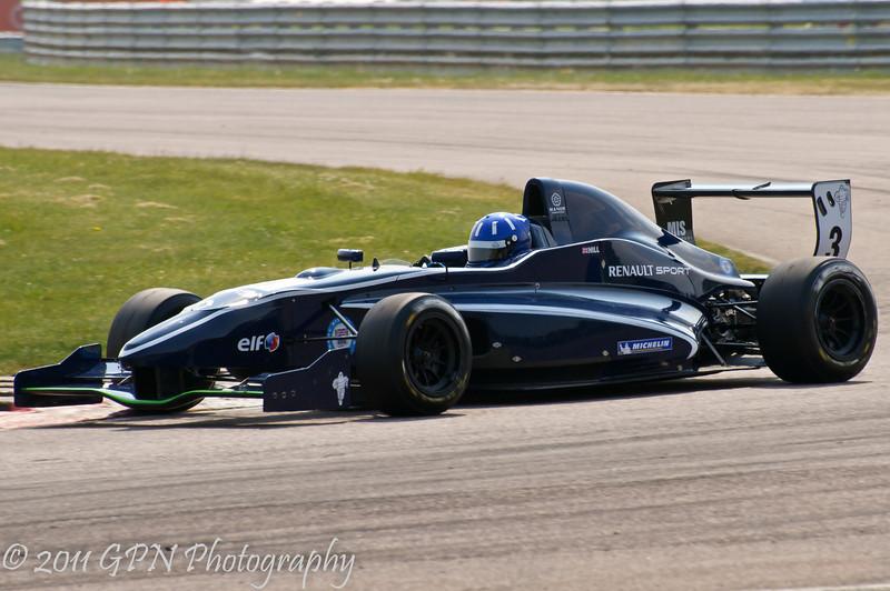 Josh Hill - Formula Renault 2.0 UK Championship