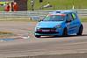 Nicolas Hamilton - Renault Clio Cup UK