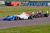 Oliver Rowland leads Ollie Millroy - Formula Renault 2.0 UK Championship