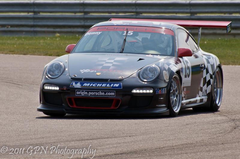 Richard Denny - Porsche Carrera Cup