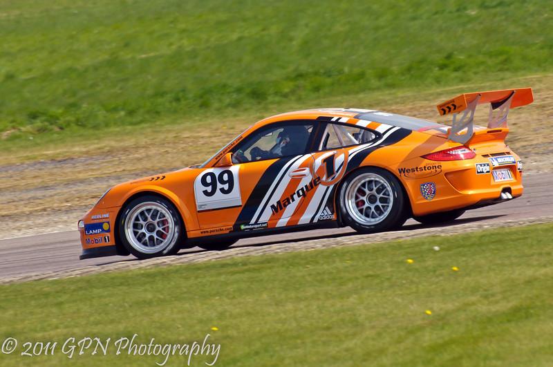 Keith Webster - Porsche Carrera Cup