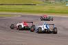 Mitchell Gilbert leads Jack Hawksworth - Formula Renault 2.0 UK Championship