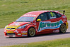Mat Jackson (Ford Focus) - MSA British Touring Car Championship