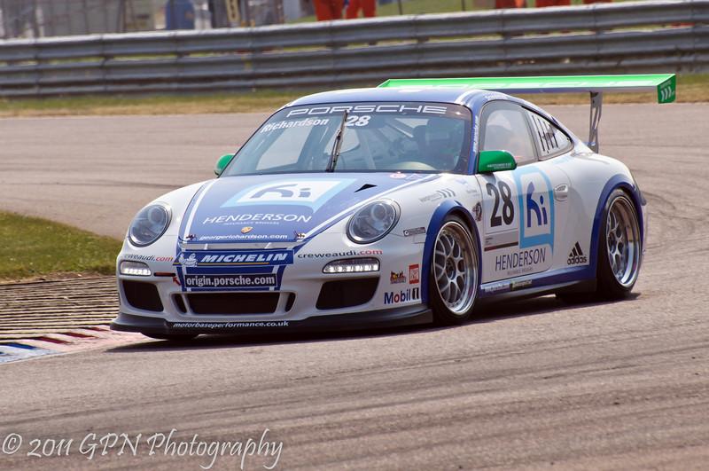 George Richardson - Porsche Carrera Cup
