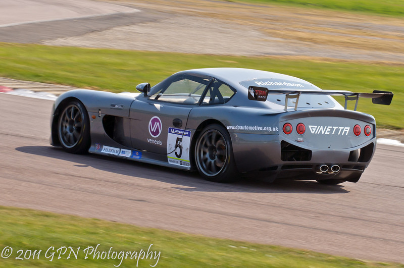 Andrew Richardson (Ginetta G50) - Ginetta GT Supercup
