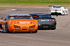 Louise Richardson (Ginetta G50) dices with Robert Gaffney (GinettaG50) - Ginetta GT Supercup