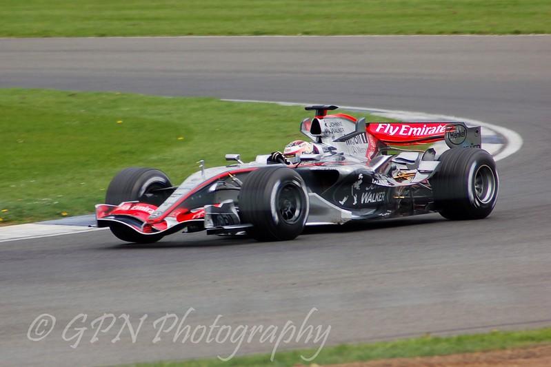 Kimi Raikkonen - McLaren Mercedes