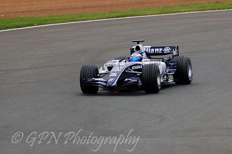 Nico Rosberg - Williams Cosworth