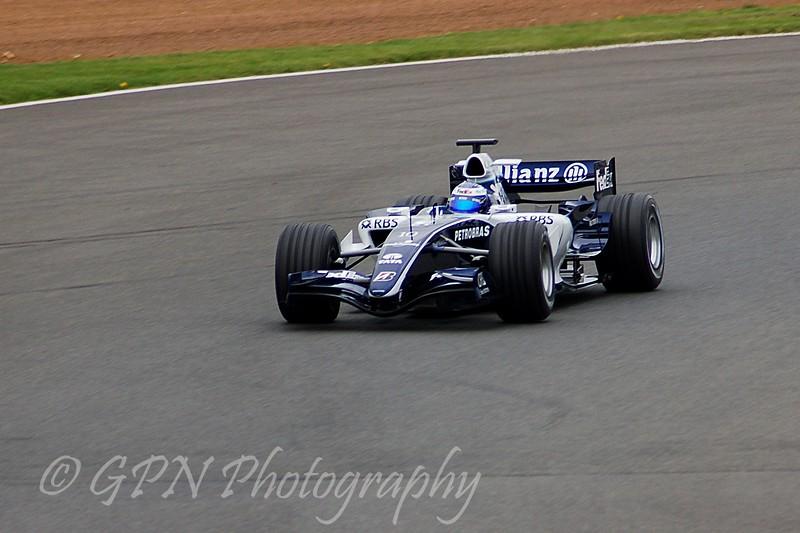 Nico Rosberg - Williams Cosworth