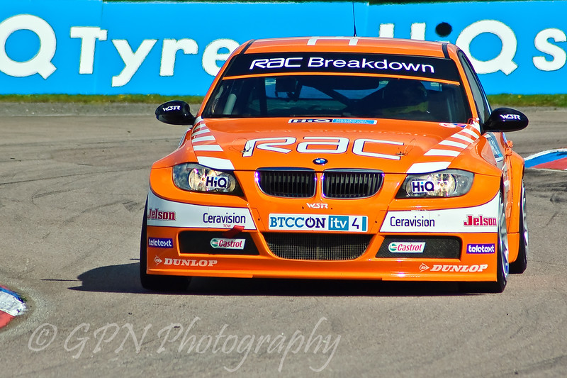 Stephen Jelly (BMW 320si)