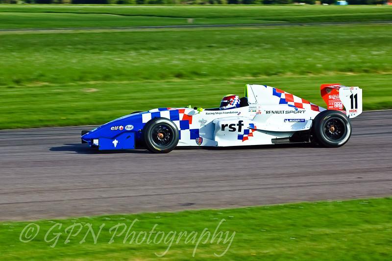 James Calado (formula Renault)