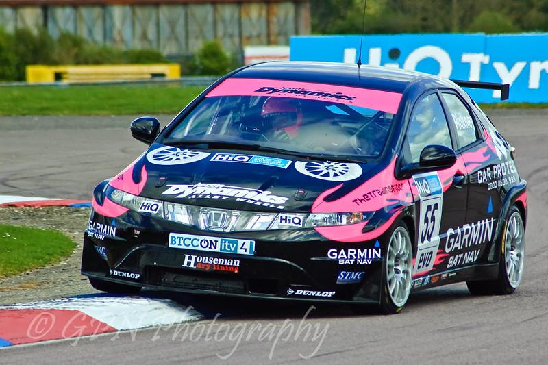 Dave Pinkney (Honda Civic)