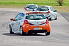 Stephen Tyldsley chases David Shepherd & Tom Carnaby (Renault Clio Cup)