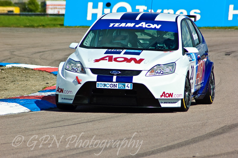 Alan Morrison (Ford Focus ST)