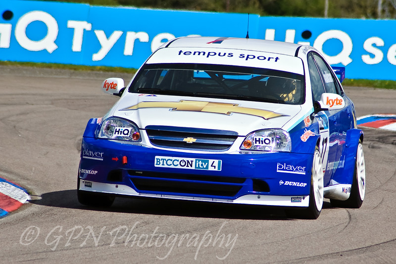 Harry Vaulkhard (Chevrolet Lacetti)