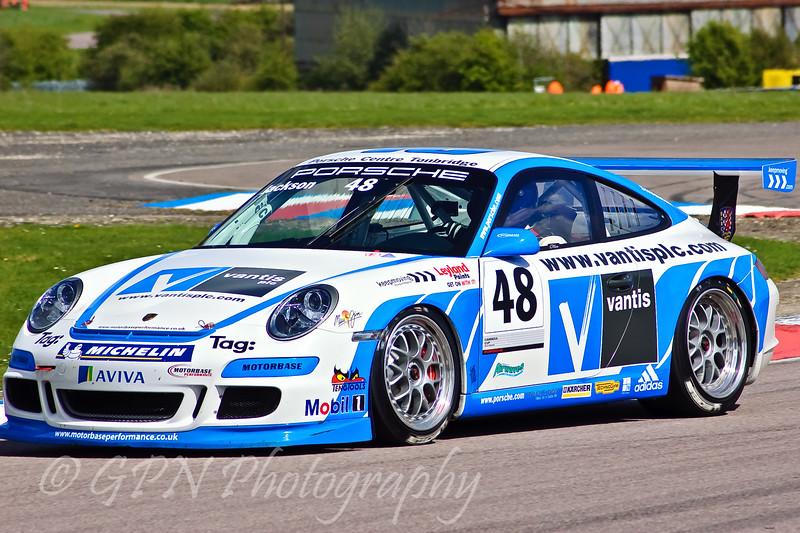 Oliver Jackson (Porsche Carrera Cup)
