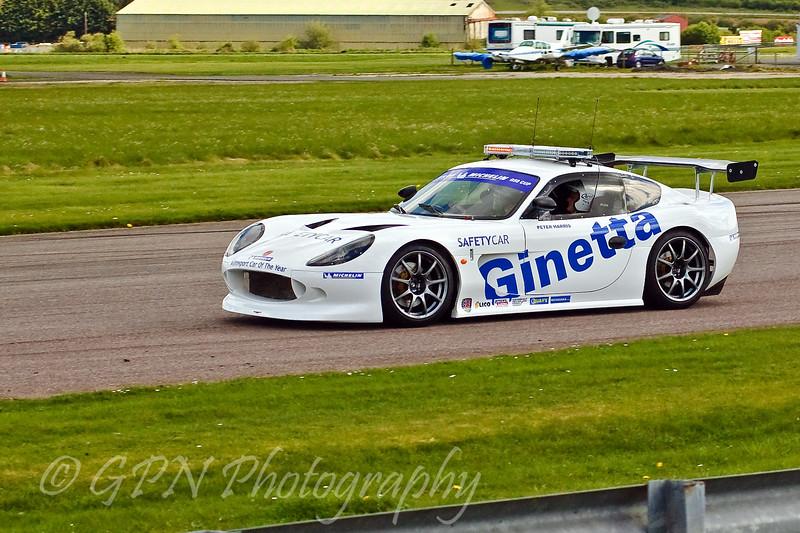 Ginetta G50 Pace Car