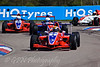 Harry Tincknell leads Micheal Lyons, Lewis Williamson & Tama's Pa'l Kiss (Formula Renault)