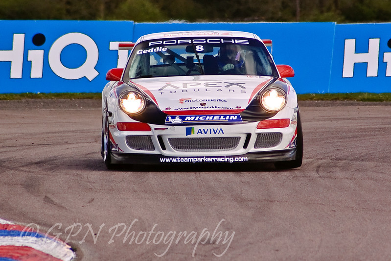 Glynn Geddie (Porsche Carrera Cup)