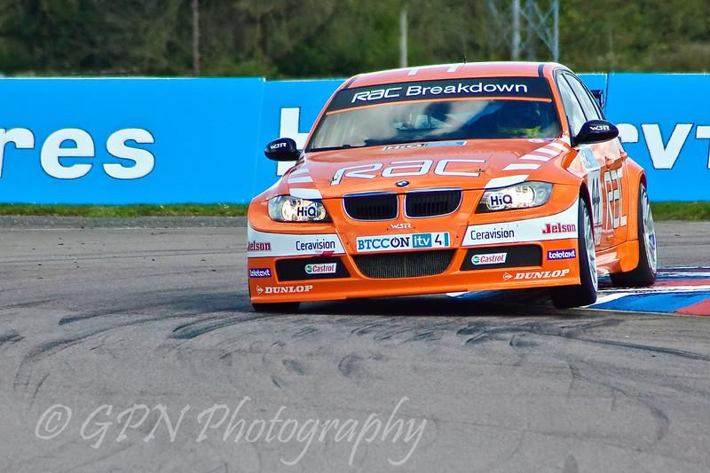 Stephen Jelley (BMW 320si)