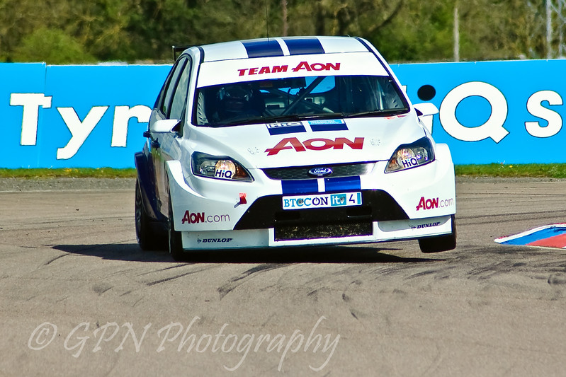 Tom Chilton (Ford Focus ST)