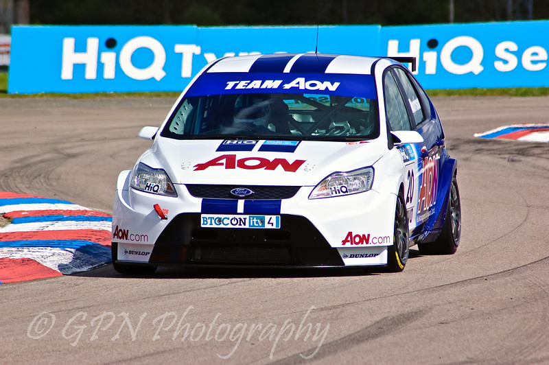 Alan Morrison (Ford Focus ST)