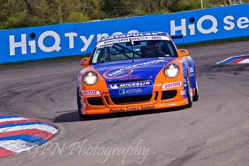 Tim Harvey (Porsche Carrera Cup)