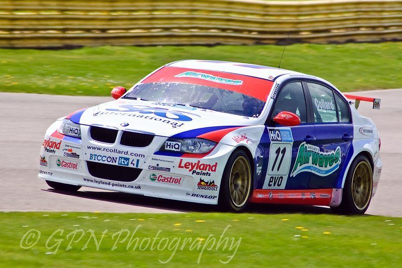 Rob Collard (BMW 320si)