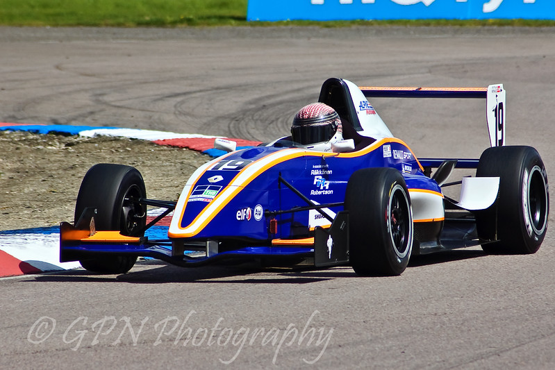 Isa Yousef (Formula Renault)