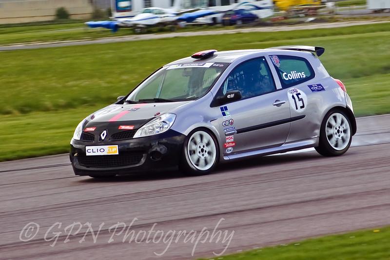 Patrick Collins (Renault Clio Cup)