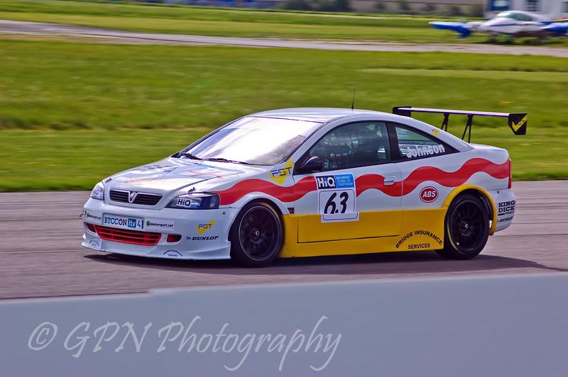 Martin Johnson (Vauxhall Astra Coupe)