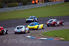 Ginettas rounding the complex