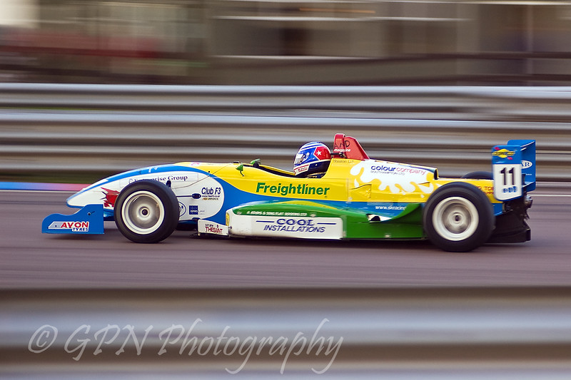 Shane Kelly (Dallara F397 Club F3)