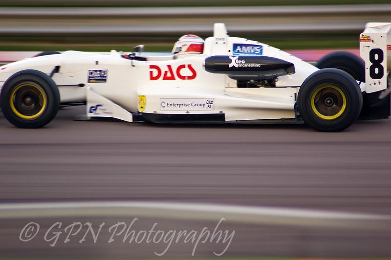 Jon Gray (Dallara F304 Club F3)