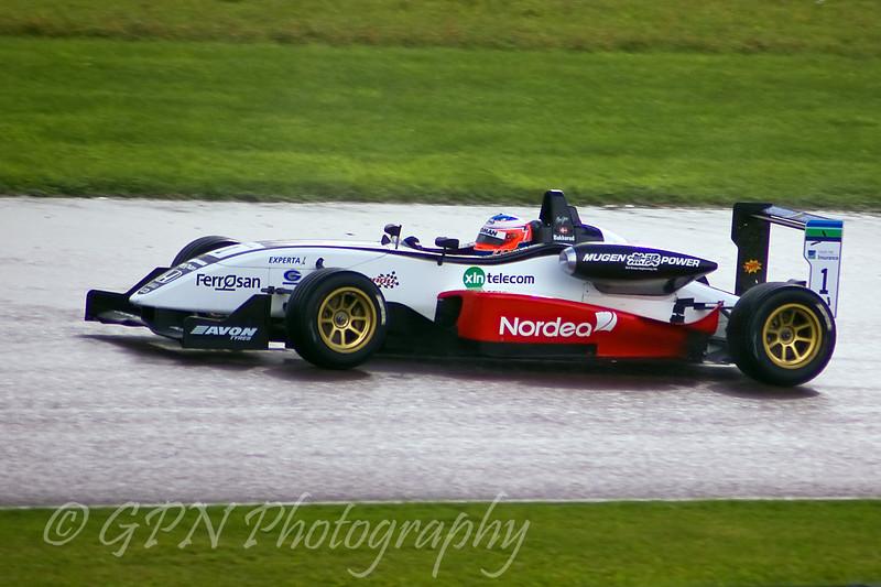 Christian Bakkerud (Dallara F306)