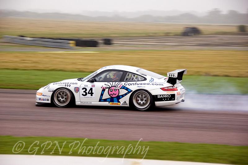 Mark Cole (Porsche Carrera)