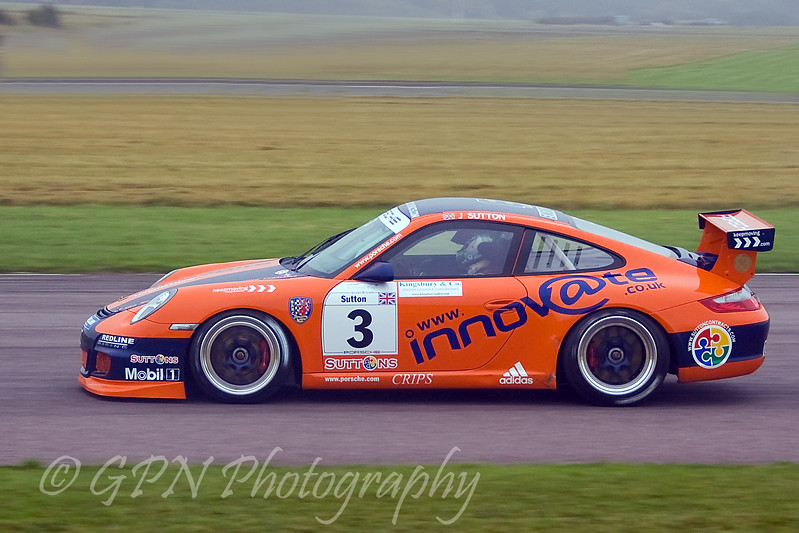 James Sutton (Porsche Carrera)