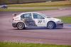 Kristian Waite spinning it (Seat Leon Cupra)