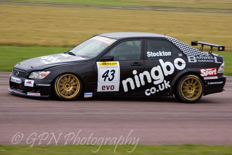 Chris Stockton (Lexus IS200)