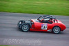 Richard Sykes without his nose (Ginetta G20)