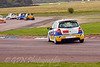 David Sheperd outbrakes himself (Renault Clio)