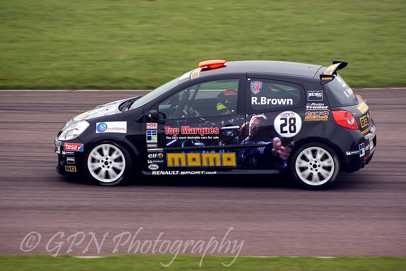 Robert Brown (Renault Clio)