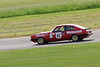 Paul Chase-Gardner driving a class TD2C Ford Capri taken at Thruxton 50th Anniversary Celebration race meeting.